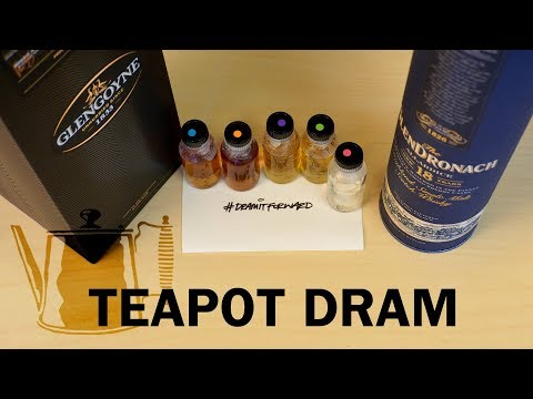 Glengoyne Teapot Dram vs Glengoyne 21 vs Glendronach 18 - UC8SRb1OrmX2xhb6eEBASHjg