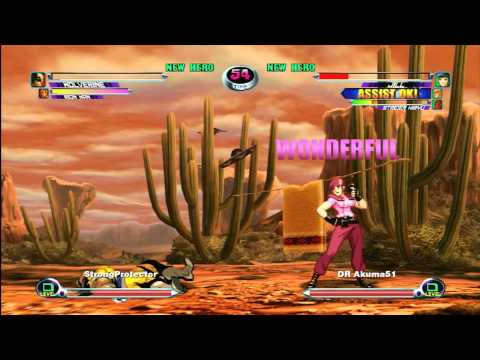 CGR Undertow - MARVEL VS. CAPCOM 2 for Xbox 360 Video Game Review - UCG11aiovma65vUiQdeZOh6A