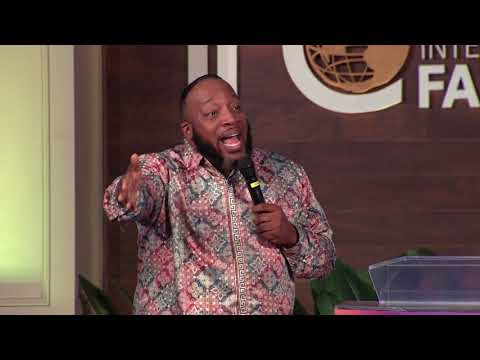 Marvin Sapp IFC 2018 Performance