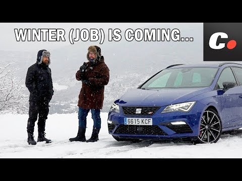 WINTER JOB | Teaser / Trailer | Próximamente en coches.net