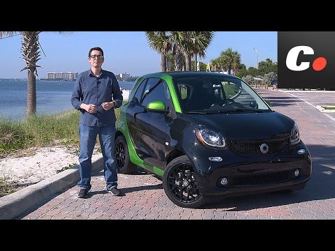 smart electric drive 2017 | fortwo ED | Primera Prueba / Test / Review | Contacto | coches.net