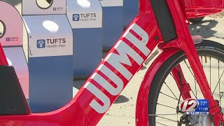 JUMP Bikes Being Removed from Providence Until the Fall