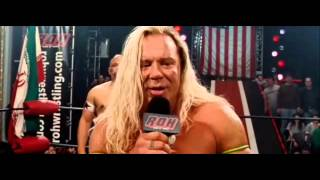 The Wrestler - Ram's speech in the end