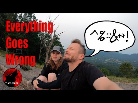 Everything Goes Wrong - Day Hike Adventure