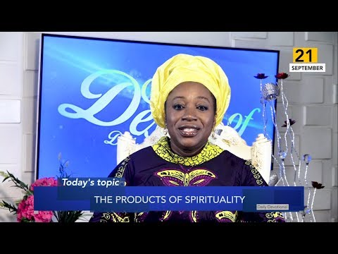 Dr Becky Paul-Enenche - SEEDS OF DESTINY  SATURDAY 21ST SEPTEMBER, 2019