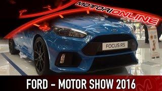 Ford al Motor Show di Bologna 2016