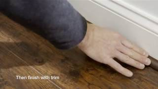 How to Install RevWood Laminate
