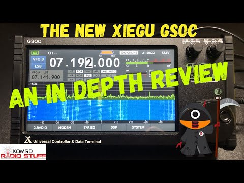 Xiegu GSOC in depth review.