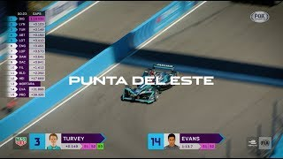 Panasonic Jaguar Racing | Punta Del Este E-Prix Highlights