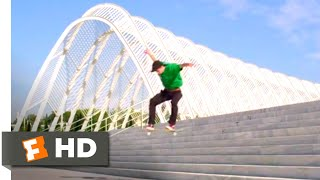Propeller (2015) - Kyle Walker Grinds and Ollies Scene (10/10) | Movieclips