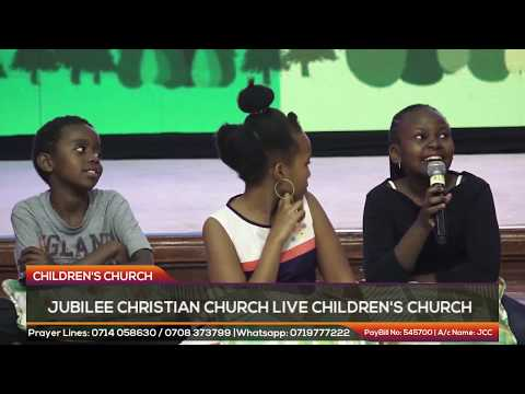 Jubilee Christian Church Live Children's Church - 7th June 2020. (#KingdomKings)