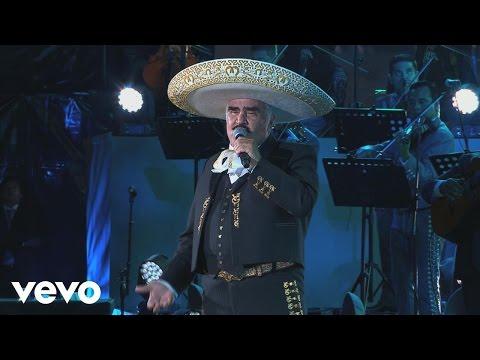 Vicente Fernández - Marioneta / Un Hombre Con Suerte (En Vivo [Un Azteca en el Azteca]) - UCK586Wo8pKz0C50xlSZqSDA