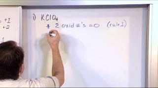Finding oxidation number eg 1. Mp4 youtube.