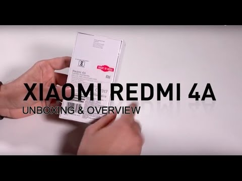 Xiaomi Redmi 4A: Unboxing & Overview | Digit.in