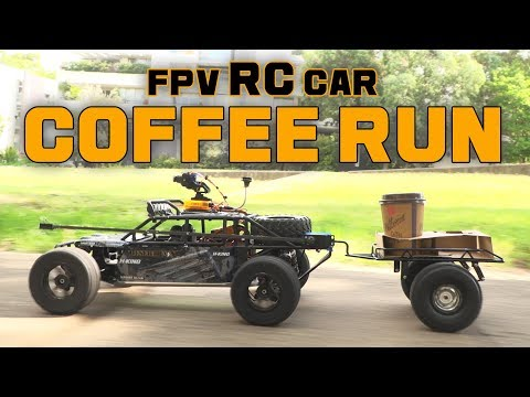 The FPV RC Car Coffee Run - UCkNMDHVq-_6aJEh2uRBbRmw