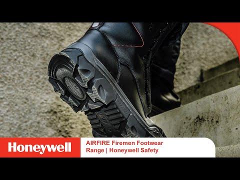 AIRFIRE Firemen Footwear Range   Honeywell Safety