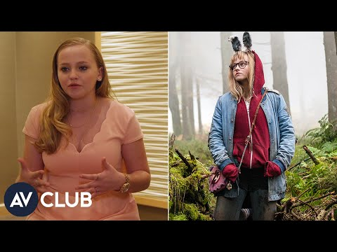 The stars of I Kill Giants on why making movies for girls matters - UCsDdQUPa4NvPvf2f00E5zfw