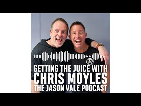 SEASON 1  #4  The Jason Vale Podcast: Chris Moyles