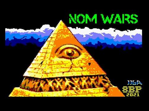 """preview del juego """"NOMWARS"""""""