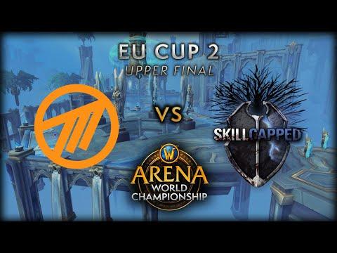 Method vs Skill Capped EU | Upper Final | AWC Shadowlands EU Cup 2