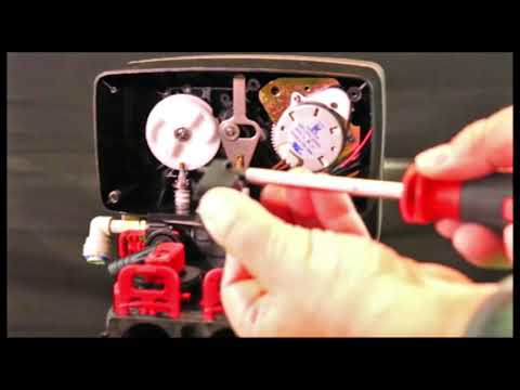 Control Valve Maintenance, Part 1: How to Remove Control Valve Cover, Advanced and Precision Series