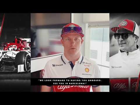 Betsafe x Alfa Romeo Racing