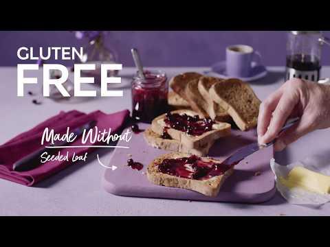 marksandspencer.com & Marks and Spencer Promo Code video: M&S | Made Without Seeded Loaf & Sourdough Thins