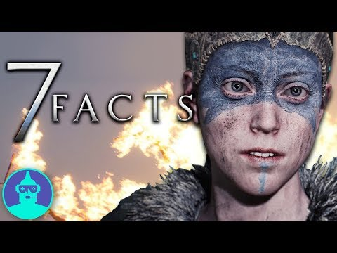 7 Hellblade: Senua's Sacrifice Facts YOU Should Know!!! | The Leaderboard - UCkYEKuyQJXIXunUD7Vy3eTw