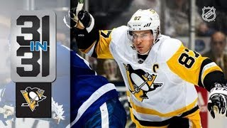 31 in 31:  Pittsburgh Penguins 2019-20 season preview