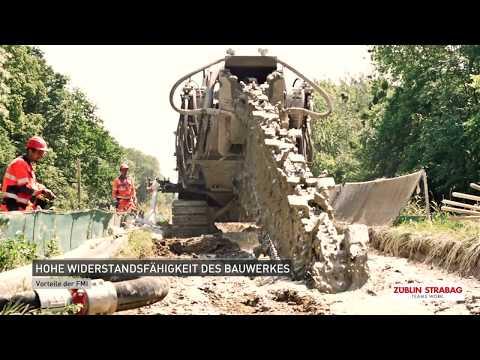 STRABAG & ZÜBLIN: Neue Standards in der Abdichtungs- und Fundierungstechnik