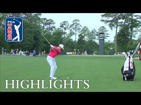 Highlights    Shell Houston Open   Round 1