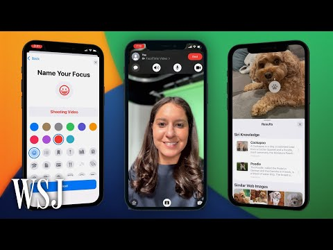 iOS 15: Top 10 Tips for Apple's New iPhone Software Update | WSJ – Wall Street Journal (YouTube)