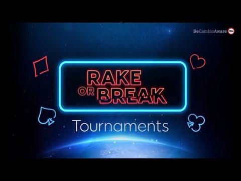 Rake or Break | 888poker