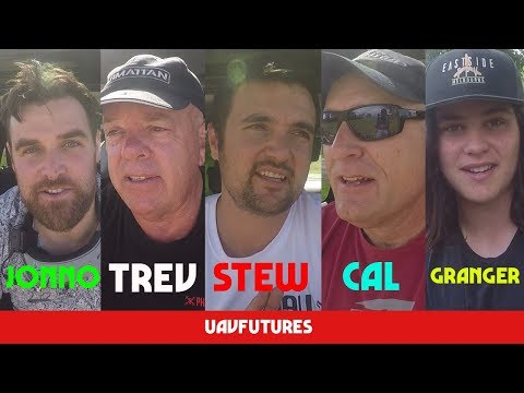 WHO ARE WE?? 7 intimate questions with the UAVFUTURES pilots