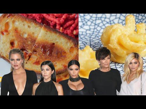 Kardashian-Jenner Recipes You Need To Know ? Tasty Recipes