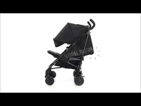 Elodie Details - Stockholm Stroller 3.0 - Brilliant Black