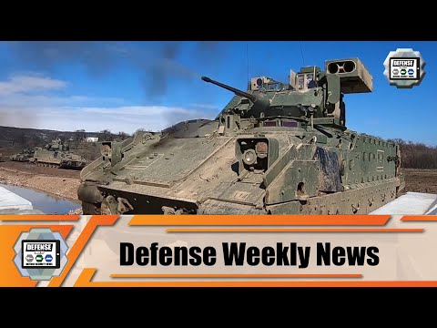 Defense security news TV weekly navy army air forces industry military equipment June 2020 Ep. 1
