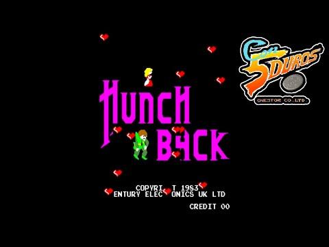 """HUNCHBACK - """"CON 5 DUROS"""" Episodio 814 (+ver MSX) (1cc) (1 loop)"""