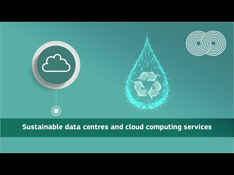 CONNECT University Sustainable data centres and cloud computing photo