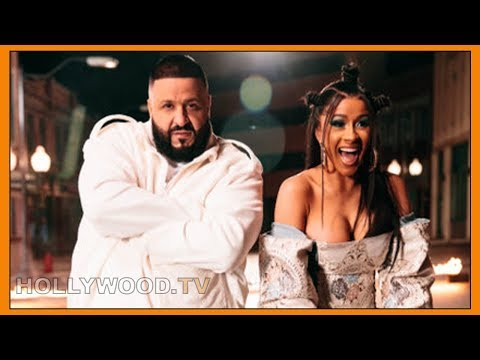 Take a summer cruise with CARDI B and DJ KHALED! - What's HOT on HollywoodTV