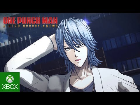 One Punch Man -  New Character Trailer
