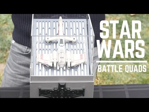 Star Wars Battle Quads: Most Impressive Features