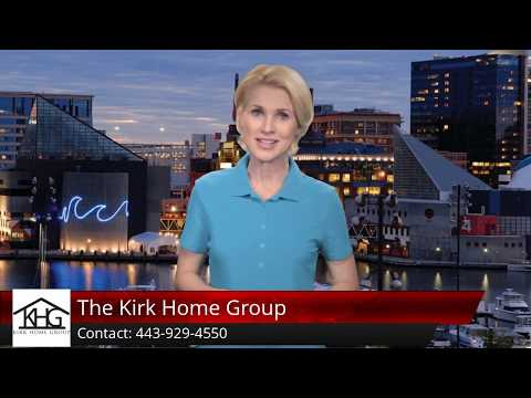 Best Real Estate Agent in Baltimore | The Kirk Home Group | Real Estate Agent Jonathan Kirk