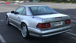 Matt's Ultimate LA Daily Driver: 2001 Mercedes SL500! – (City) One Take