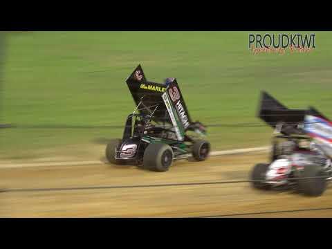 2017/2018 SEASON HIGHLIGHTS AND LOWLIGHTS - dirt track racing video image