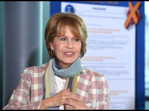 Dr. Christa Maar - Netzwerk gegen Darmkrebs e.V. - über Darmkrebsvorsorge in Deutschland