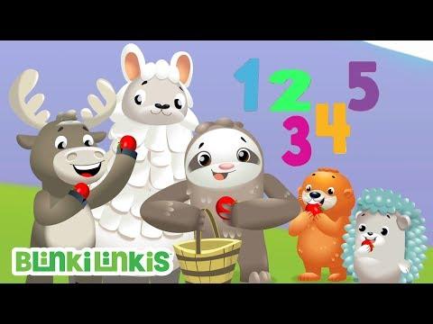 Die verschwundenen Äpfel | Blinkilinkis | Fisher-Price Deutsch | Kinderlieder | Cartoons für Kinder