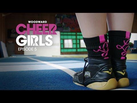 Woodward Cheer Girls - EP5: Telepathicness