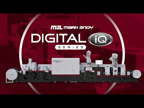 Digital Series iQ Converting Options Spotlight: Digital Hybrid Flexo Station