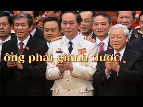 Đinh Thế Huynh quyết một phen sống chết với Trần Đại Quang, giành bằng được ghế Tổng bí thư